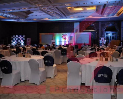 Event Production for Victor Tango (in ITC Chola)