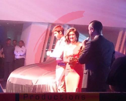 Audi TT Launch