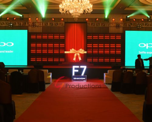 OPPO F7 Launch