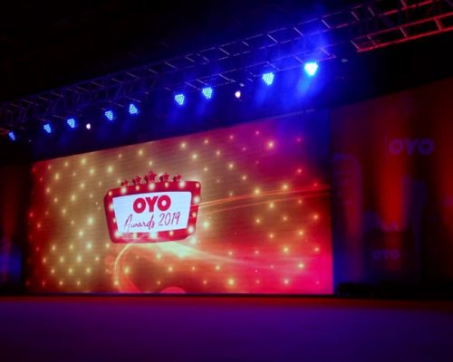 Event for OYO ROOMS